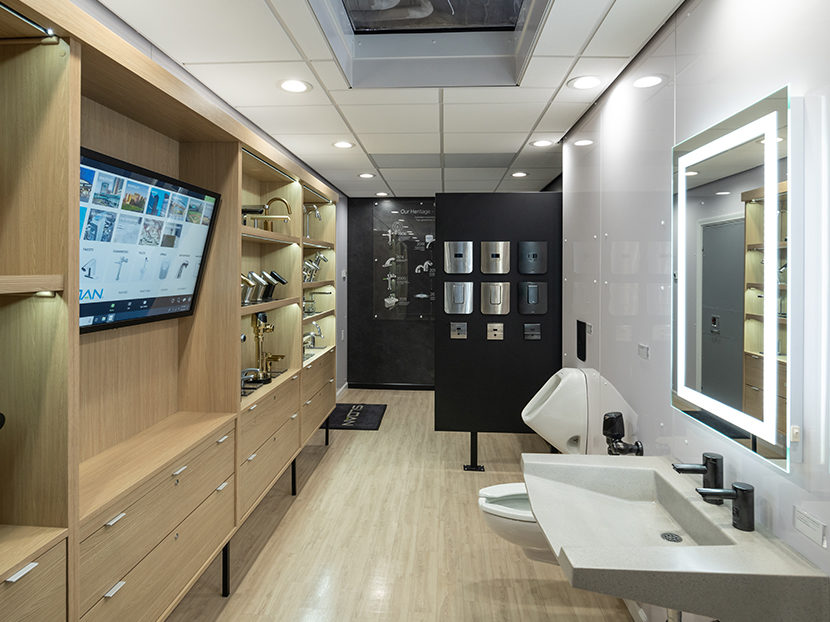 Sloan Introduces Mobile Showroom Experience for Customers Across US 2