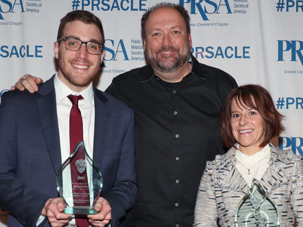 Sonnhalter Honored with Multiple PRSA Rocks Awards