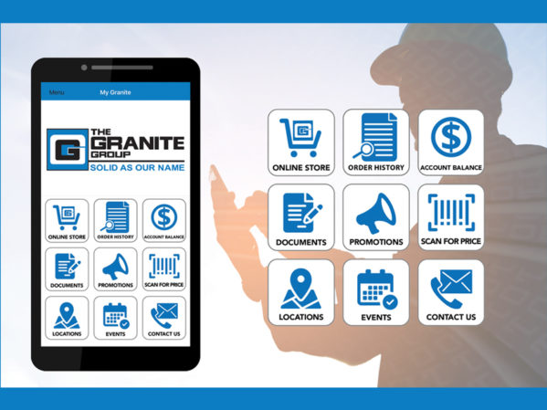 The Granite Group Launches New Mobile App