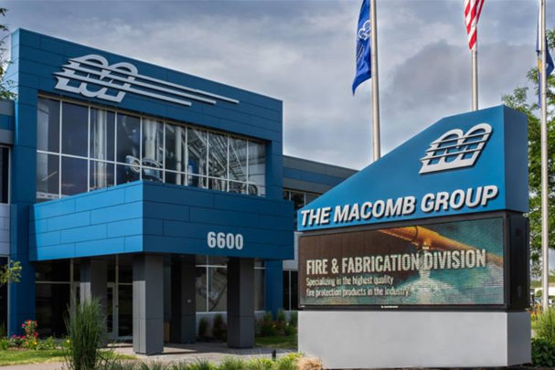 The macomb group acquires richburg supply co