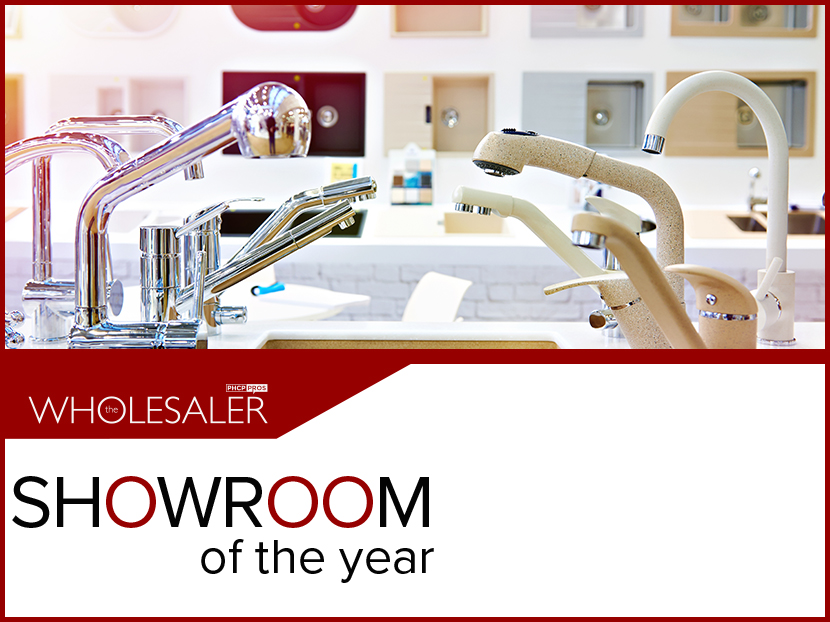 The Wholesaler Magazine Now Accepting Nominations for 2020 Showroom of the Year