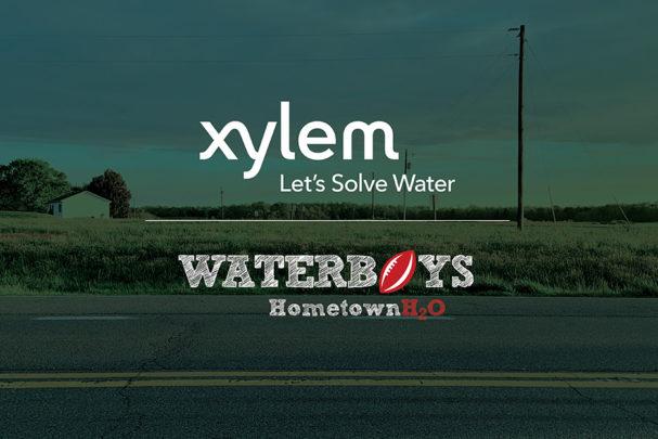 Xylem announces partnership with the chris long foundation