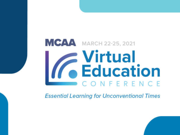 2021 MCAA Virtual Education Conference Registration Now Open 2