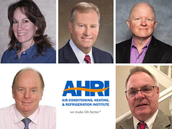 AHRI Announces New Officers, Presents Awards