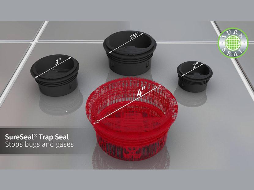 Featured Video: RectorSeal SureSeal Floor Drain Trap Seal