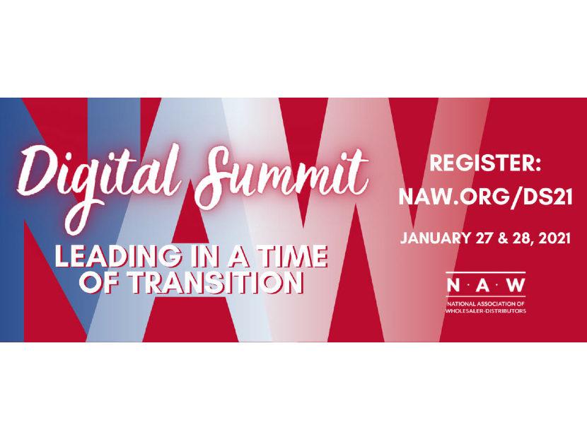 NAW Announces 2021 Digital Summit 2