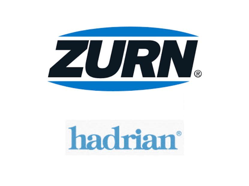 Zurn Acquires Hadrian