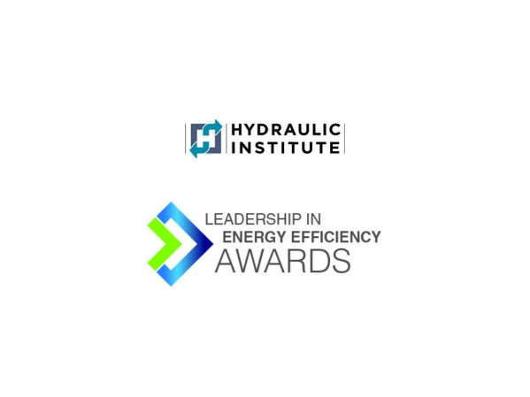 Hydraulic Institute Wins 2020 Leadership in Energy Efficiency Award for Innovation