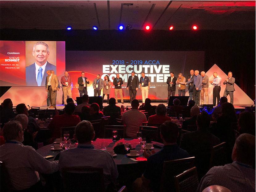 ACCA Welcomes 2018-19 Board of Directors