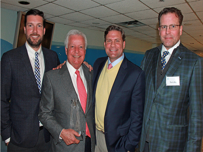 Charles S. Allen, Sloan Executive Chairman, Inducted into Chicago Plumbing Hall of Fame