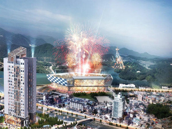 Daesung Equipment Provides Hot Water for Winter Games