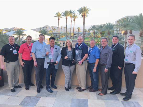 Leeps Supply Recognizes 2017 Partner of the Year Award Recipients
