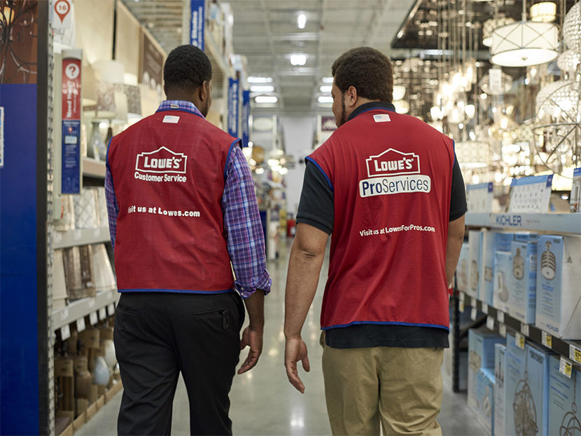Lowe's Employee Program to Develop Skilled Trades