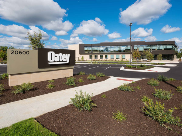 Oatey Facility Achieves Leed Gold Status