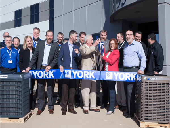 York, Source 1 Kick Off Nationwide HVAC Training Initiative