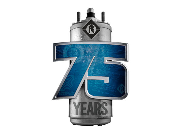 Franklin Electric Celebrates 75 Years