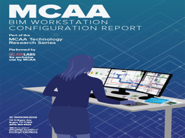 MCAA Releases BIM Workstations Report