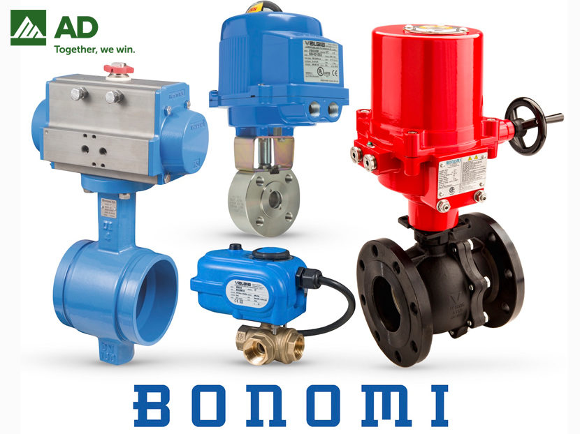 AD Welcomes Bonomi North America