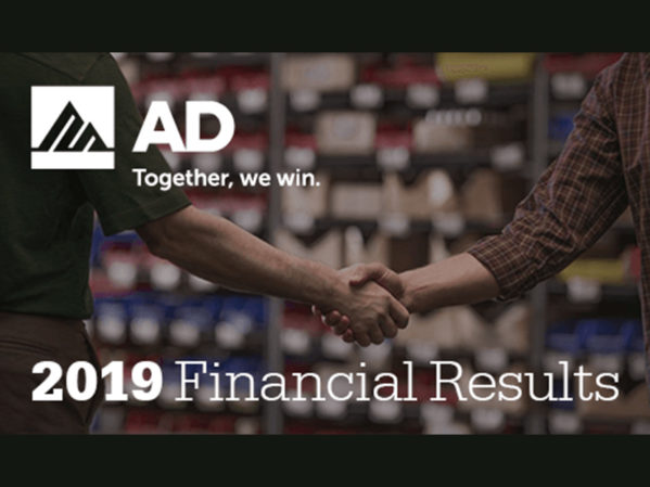 AD Member Sales Up 12 Percent to $46.3 Billion in 2019