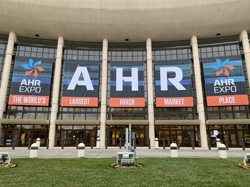 AHR Expo Releases 2020 Attendance Report 1