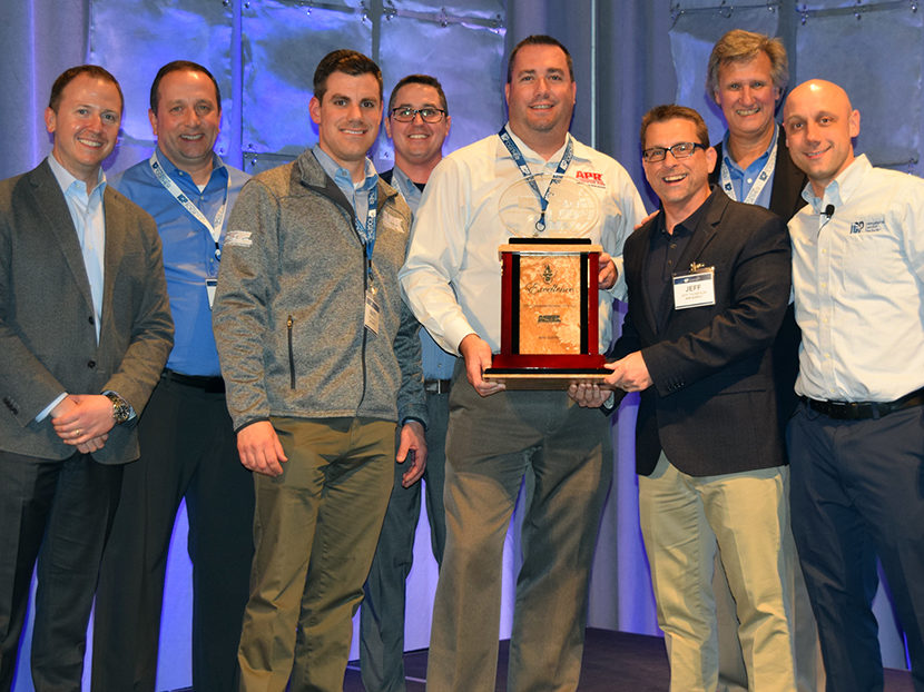 APR Supply Co. Recognized as ICP Commercial Distributor of the Year