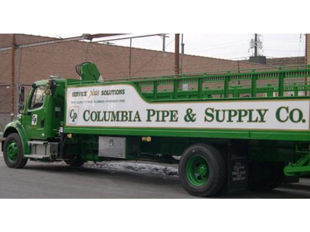 Ferguson agrees to acquire chicago based distributor columbia pipe supply