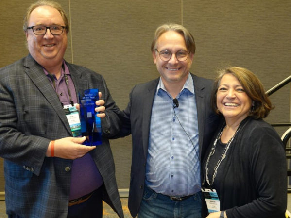 Luxury Products Group Names Mr. Steam as Vendor of the Year