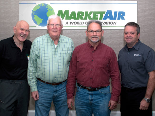 "Marketair Names Three ""Top Gun"" Sales Reps for 2019"