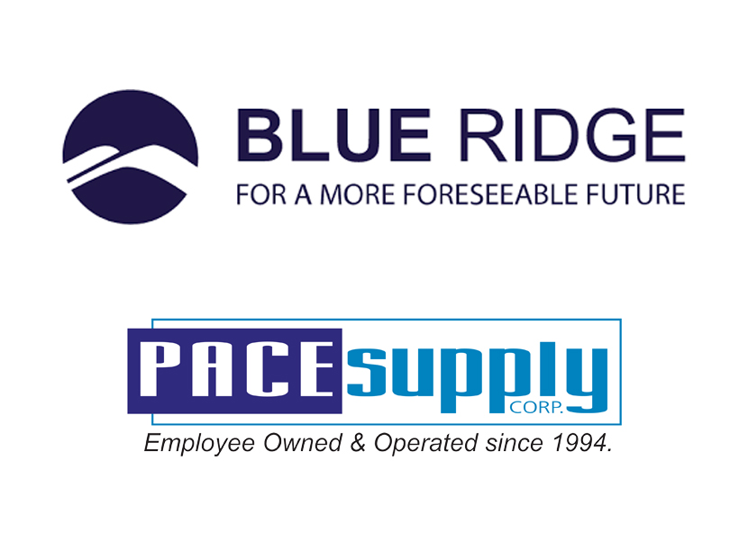 PACE Supply Selects Blue Ridge Supply Chain Planning and MEIO Solutions
