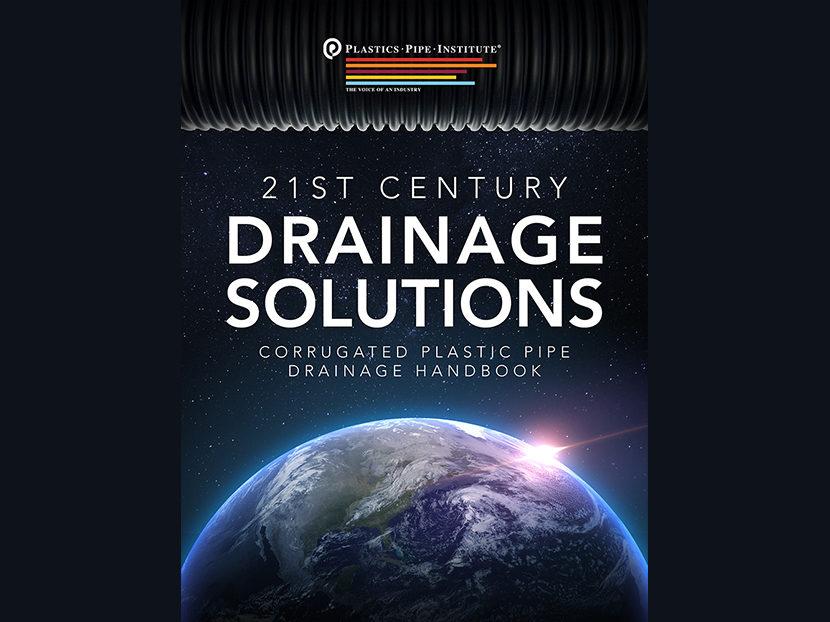 PPI Announces New Stormwater Drainage Handbook