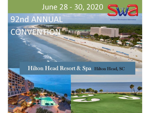 Registration Open for 2020 SWA Convention
