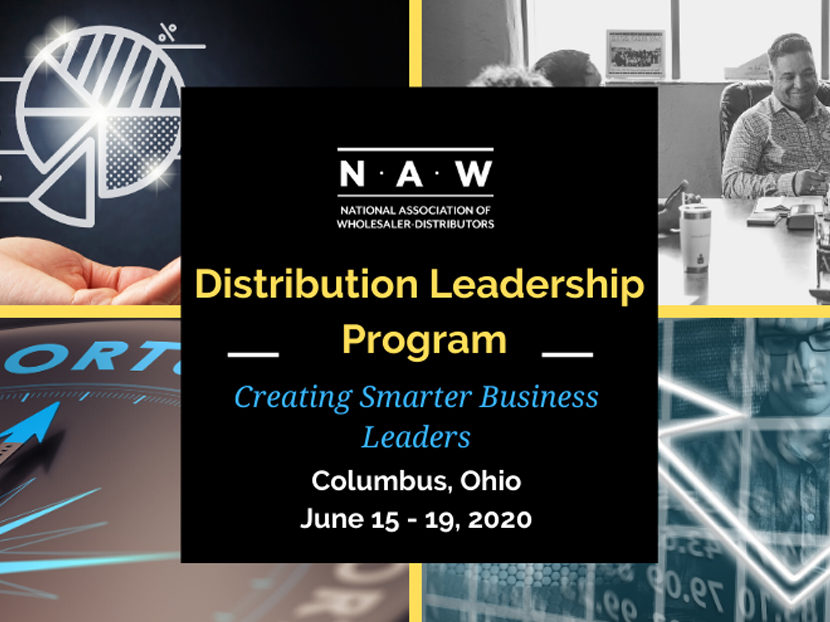 Registration Open for NAW 2020 Distribution Leadership Program