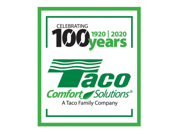 Taco Comfort Solutions Celebrates 100th Anniversary