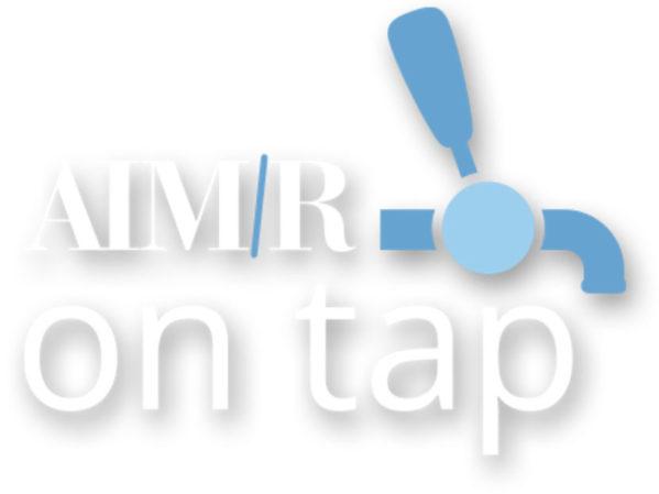 AIM/R on Tap Offers Sales Rep Agreement Webinar with Dan Beederman