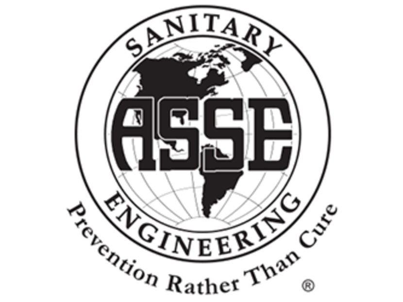 ASSE International Publishes New LEC for Point of Entry Anion Exchange — Nitrate Reduction 2
