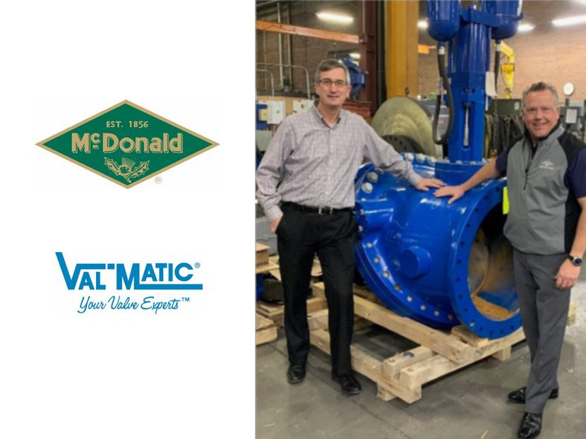 A.Y. McDonald Acquires Val-Matic Valve & Mfg. Corp. 2