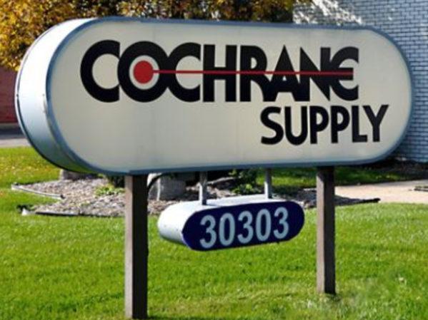 Cochrane Supply Announces Western Expansion Plan 2