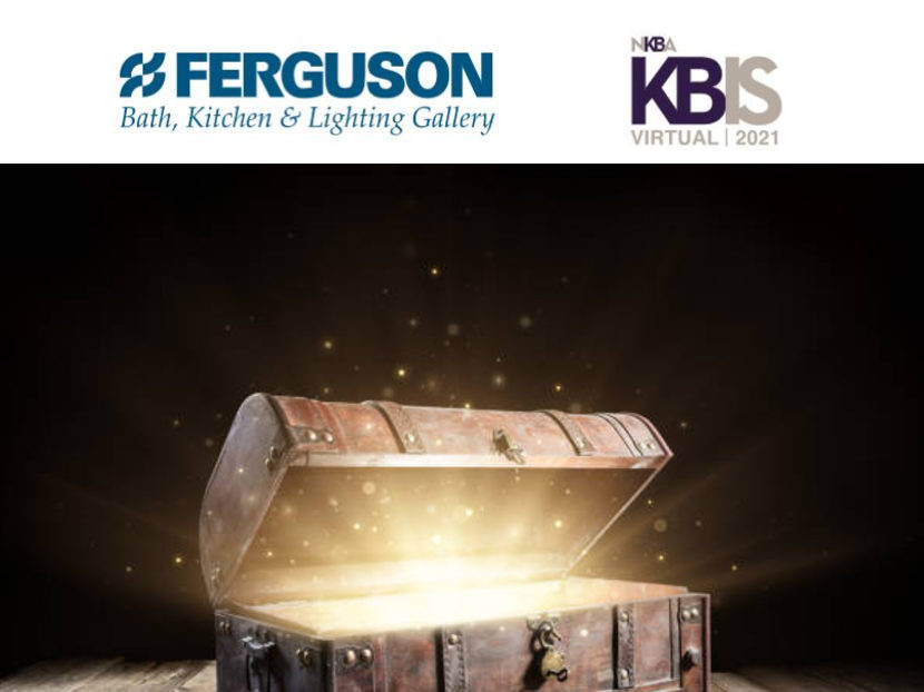 Ferguson Bath, Kitchen & Lighting Gallery Sponsors KBIS Product Hunt 3