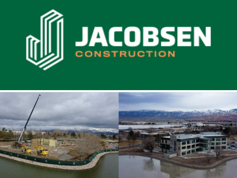Jacobsen Construction Opens New Headquarters