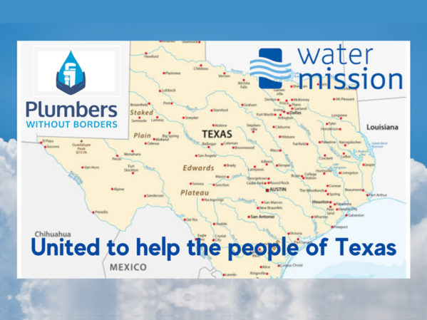 Plumbers Without Borders Seeks Contractor Volunteers to Help Texas