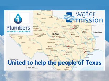 Plumbers without borders seeks contractor volunteers to help texas 2