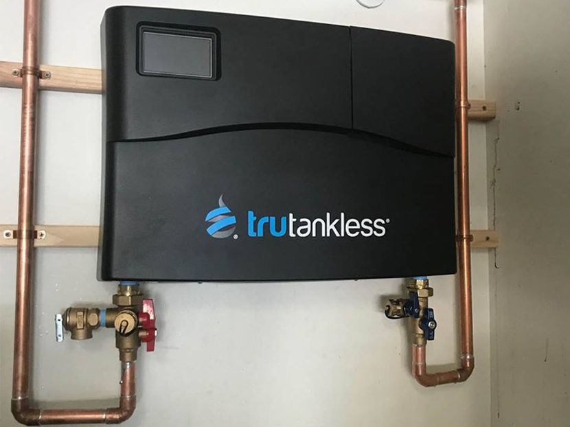 Trutankless Announces North American Production