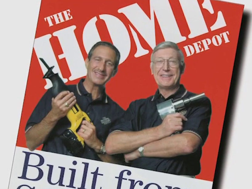 Watch: Home Depot Co-Founders to Invest $40 M to Help Veterans, First Responders