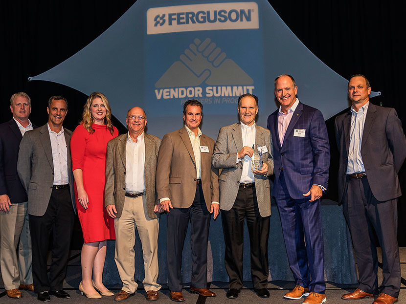 DiversiTech-Named-Ferguson-2017-HVAC-Vendor-of-the-Year