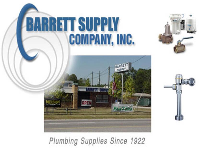 Ferguson Manager Buys Barrett Supply