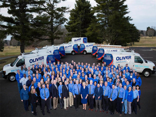 J.M. Oliver Heating & Cooling Recognized as ACCA 2018 Residential Contractor of the Year