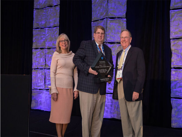 Kendrick Reaves, SharkBite VP, Wins World Vision's Lifetime Achievement Award