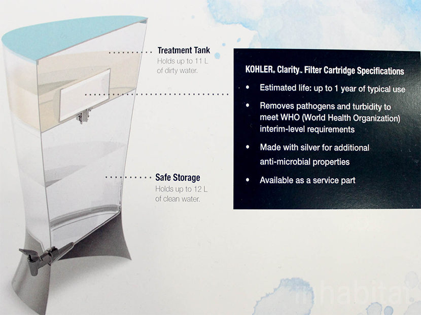Operation Aqua Sends Kohler Clarity Water Filters to Puerto Rico