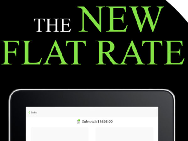 The-New-Flat-Rate-Launches-App