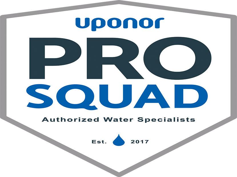 Uponor Announces Pro Squad